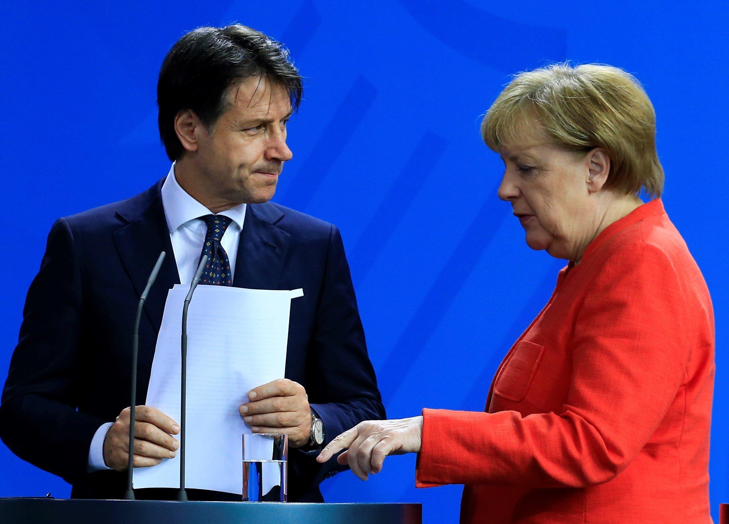 Asyl-Gipfel: Merkel soll nach Anruf von Italiens Premier eingeknickt sein