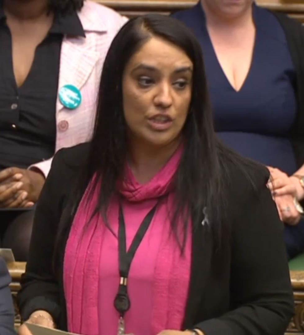 Bradford West MP Naz