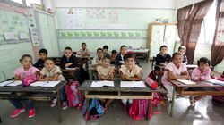 L'instituteur et le dictionnaire: Hommage à mon école et mon