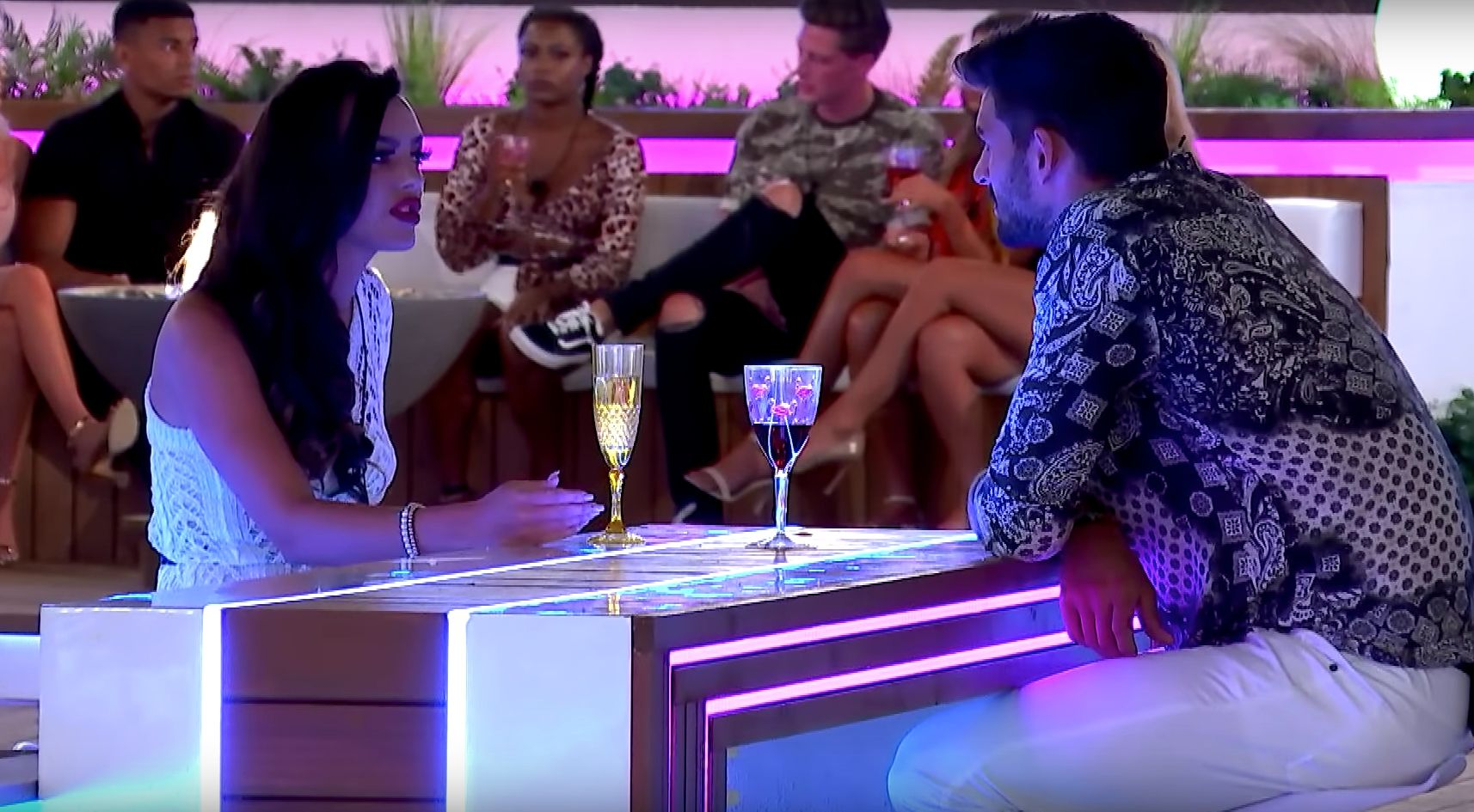 Adam's Behaviour Towards Rosie Sparks Ofcom Complaints From 'Love Island'
