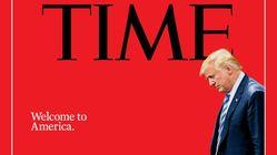 Séparation des familles de migrants : la Une du Time sur Trump se passe de