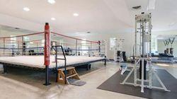 La maison de Mohammed Ali et son ring de boxe sont à vendre