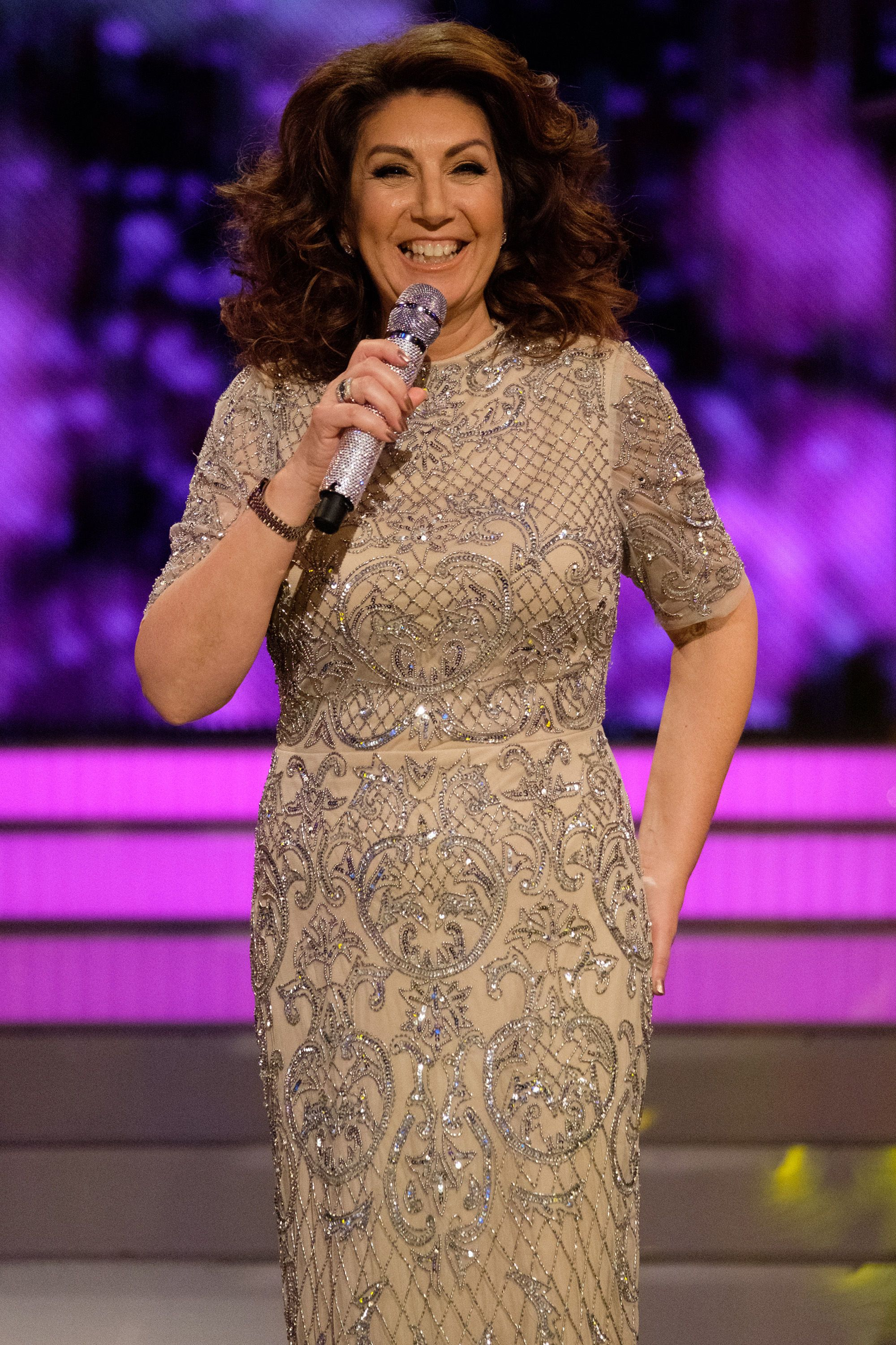Jane McDonald Is Proud To Be Flying The Flag For Women In Their Fifties On TV