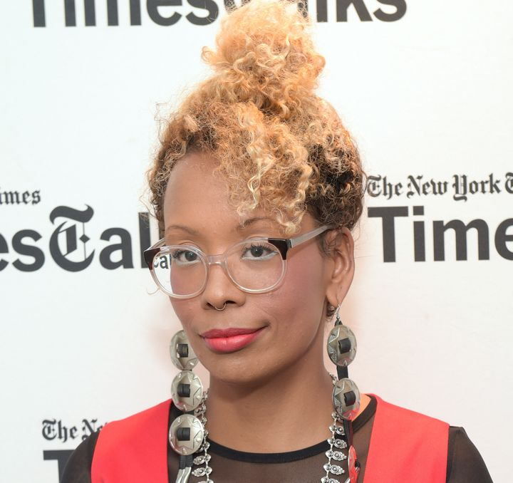 New York Times Magazine writer and podcast co-host Jenna Wortham uses her platforms as nourishment for those who often g