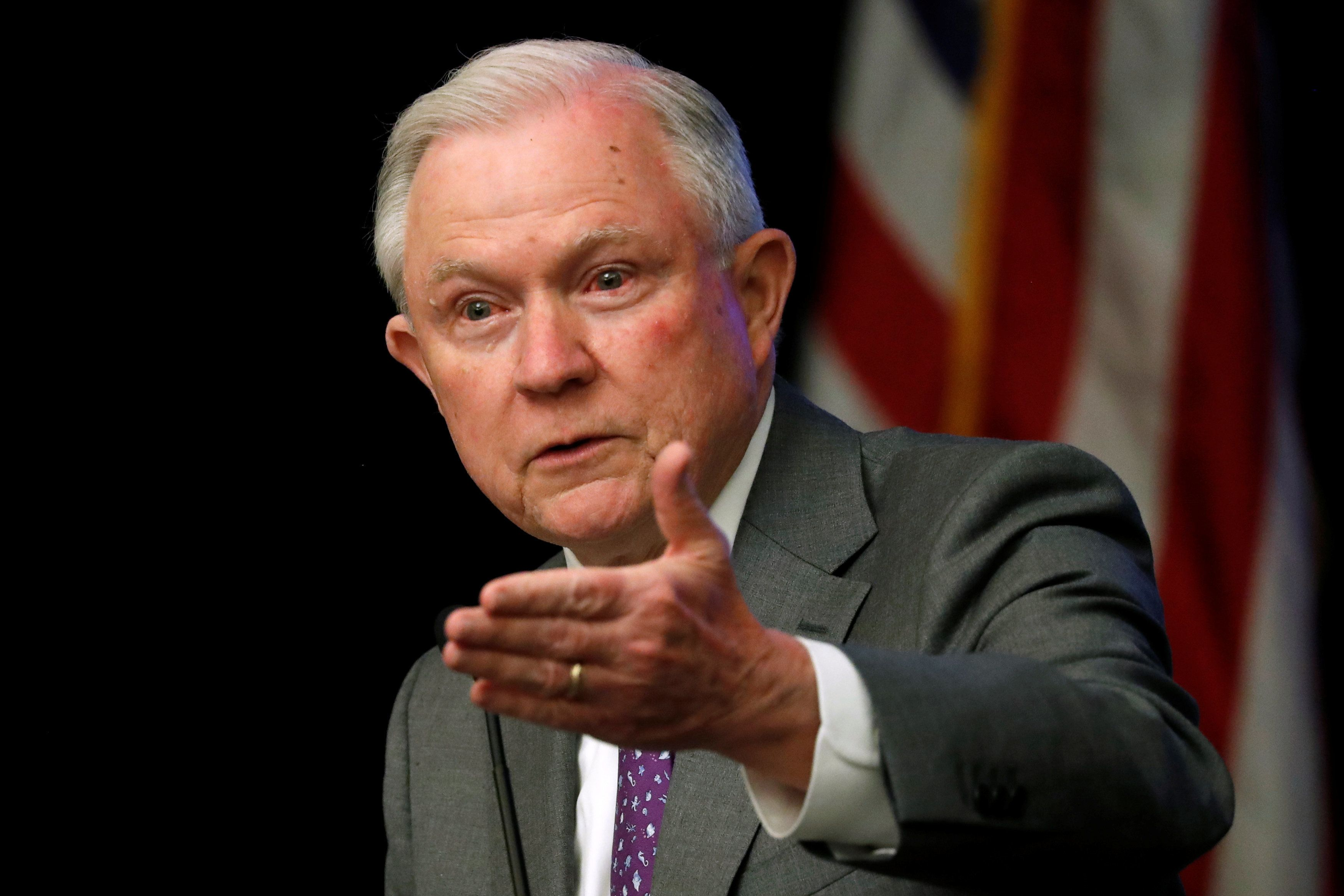 Methodists, prosecutors scold Sessions over border policy