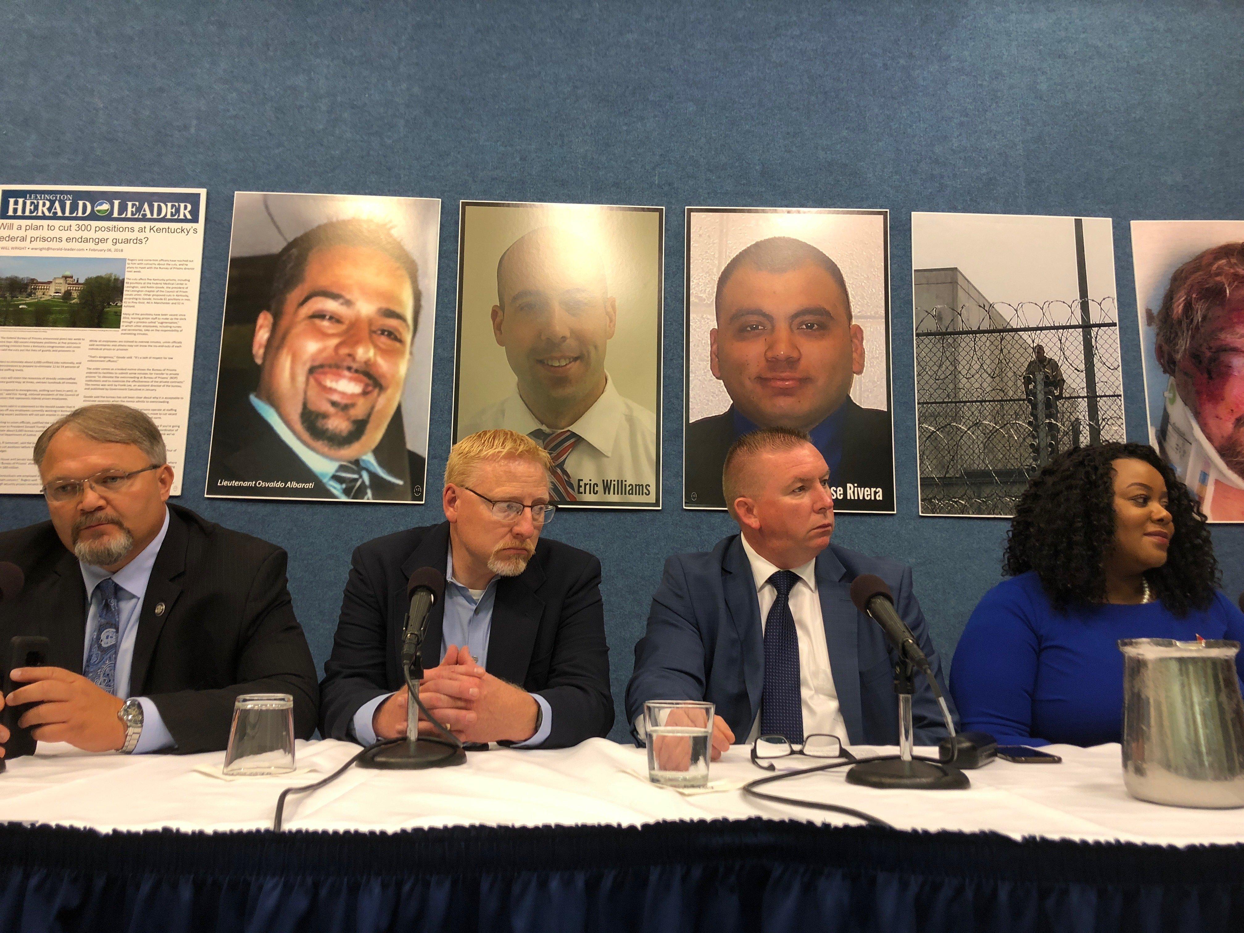 BOP officials speak about staffing shortages