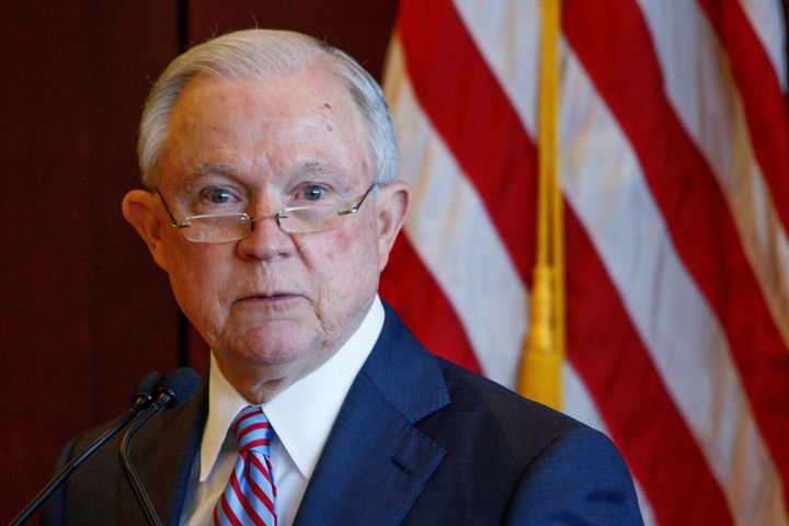 """Attorney General Jeff Sessions said in an interview with Christian Broadcasting Network that """"the American people don'&"""