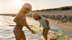 Liebe Eltern, lasst im Familienurlaub das Smartphone zu