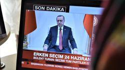 Wirbel um Erdogan-Sieg: Türkisches TV sendet schon vor der Wahl