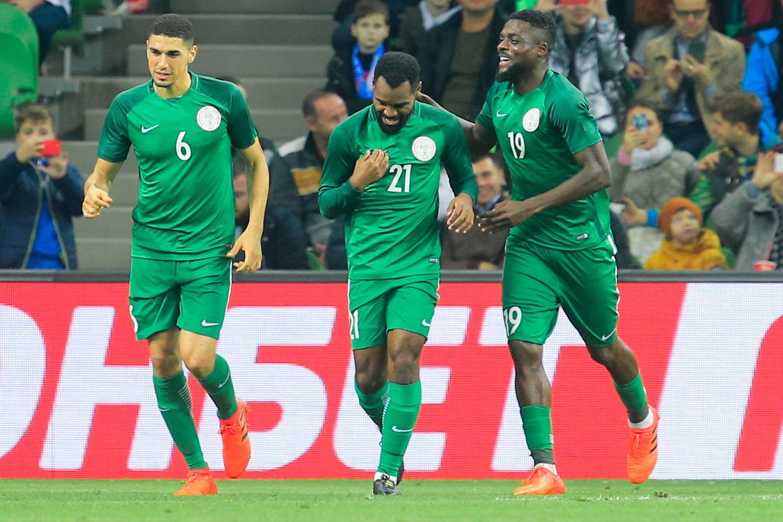 Island – Nigeria im Live-Stream sehen: WM in Russland online