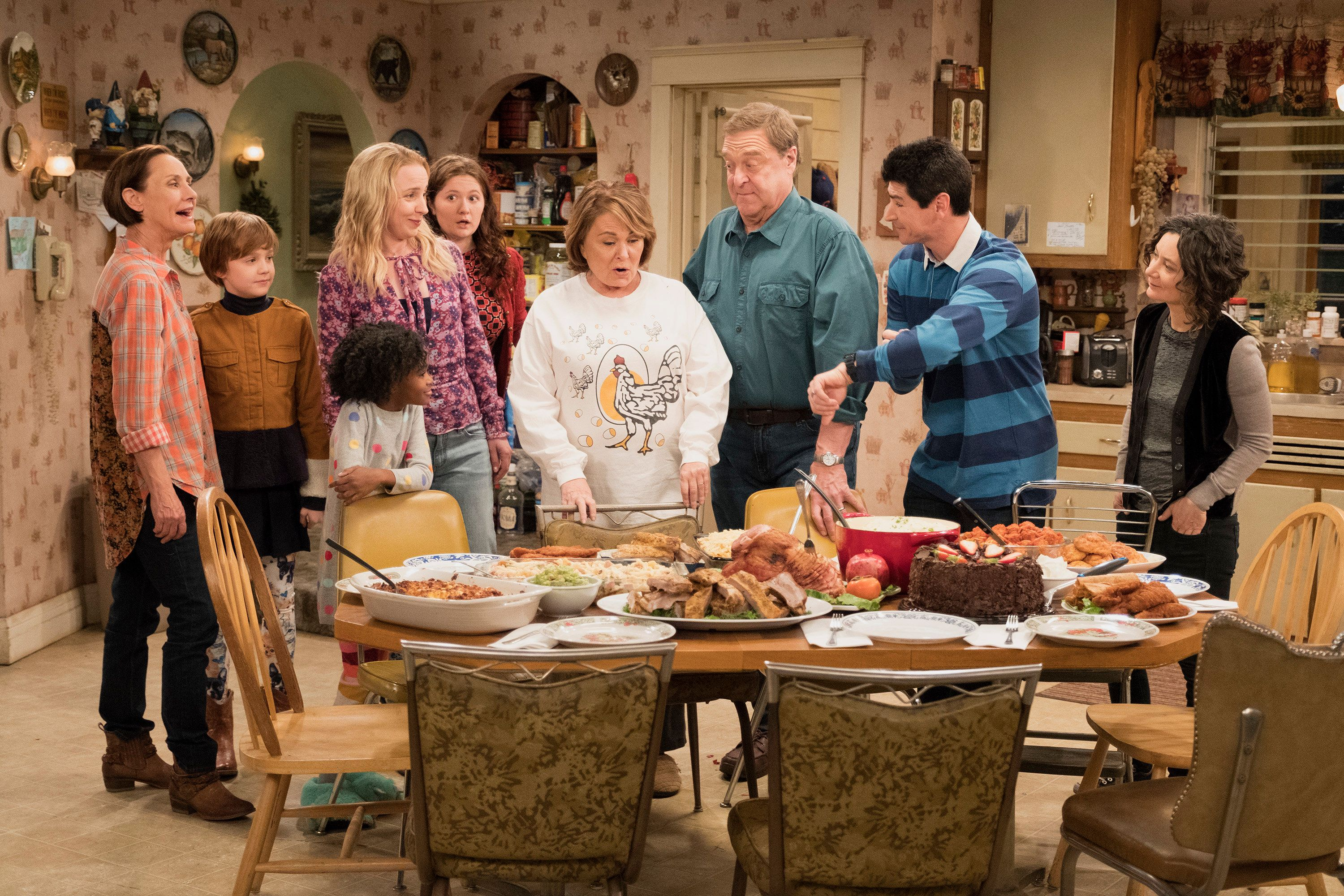 'Roseanne' Spin-Off Will Air Without Sitcom's Lead Star, ABC