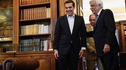 Τσίπρας σε Παυλόπουλο: Η 21η Ιουνίου μένει στην ιστορία. Το χρέος είναι
