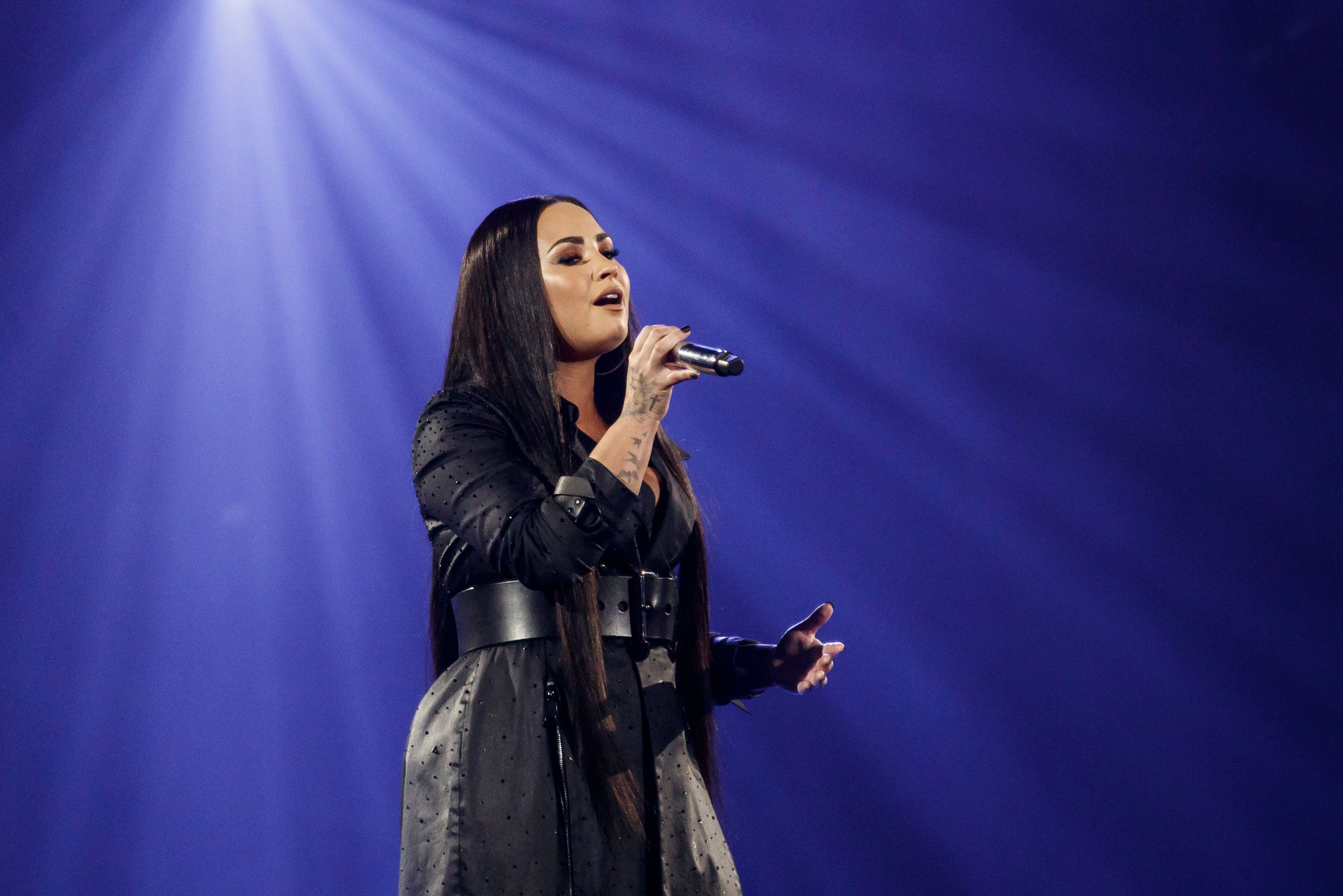 Demi Lovato Sings About Recent Alcohol Relapse In New Song