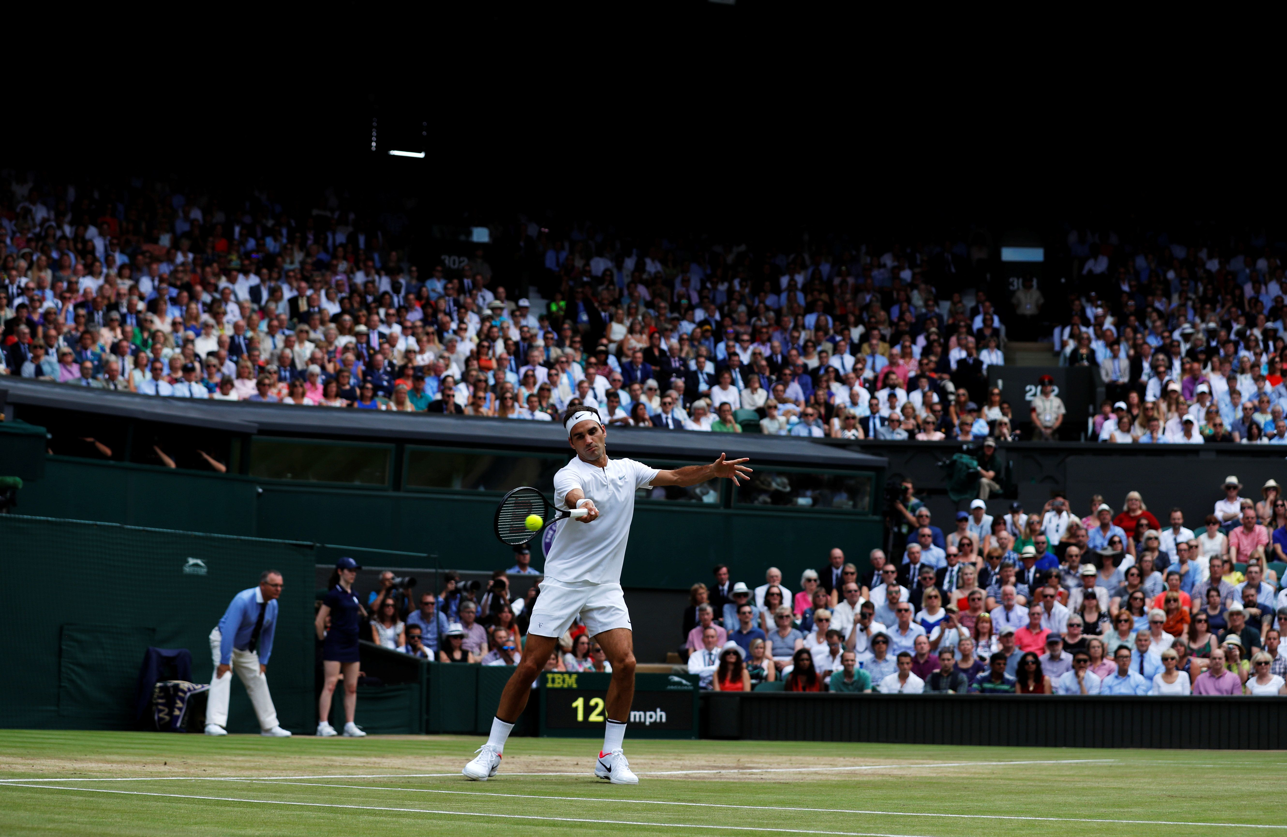 BBC Extends World Cup 4K HDR Trial To Include Wimbledon Tennis