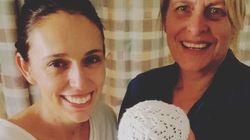 뉴질랜드 현직 여성 총리의 출산이 특히 감동적인
