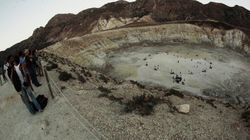 Τα ηφαίστεια της Ελλάδας έτσι όπως τα κατέγραψε ένα