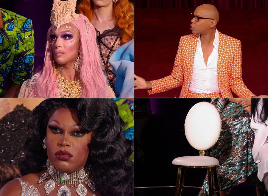 Tears, Confrontations And A Walk-Off: 8 Dramatic Moments From The Uncomfortable 'Drag Race'