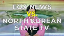Fox News, North Korean State TV Mashup Shows Scary Similarities In Coverage