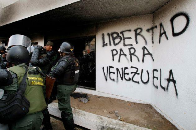 Εκατοντάδες νεκροί από αστυνομικούς τον τελευταίο χρόνο στη Βενεζουέλα σύμφωνα με τον