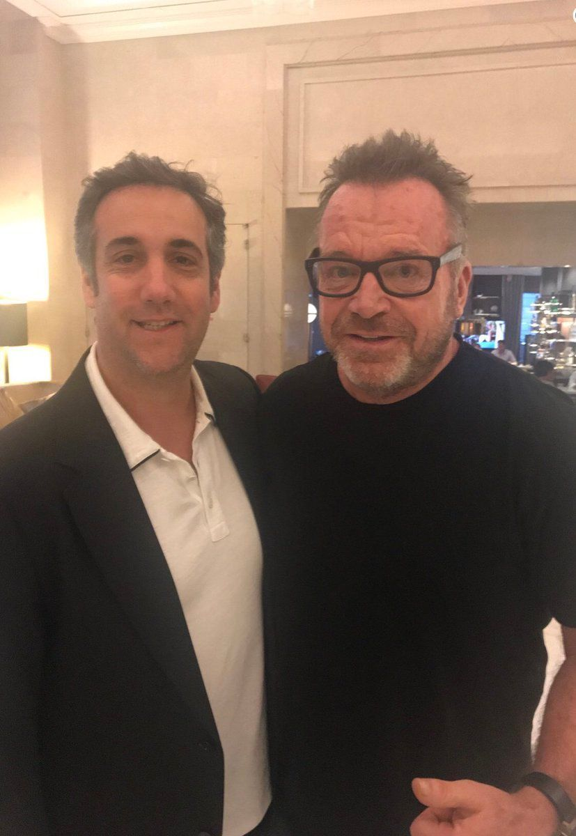Tom Arnold 'Taking Trump Down' With Michael Cohen's Help