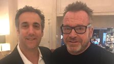 Tom Arnold Says He's 'Taking Trump Down' With Michael Cohen's Help
