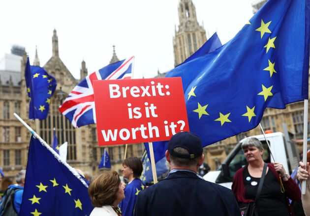It's Time For All Westminster Politicians Opposed To A Hard Brexit To Stand Up And Be