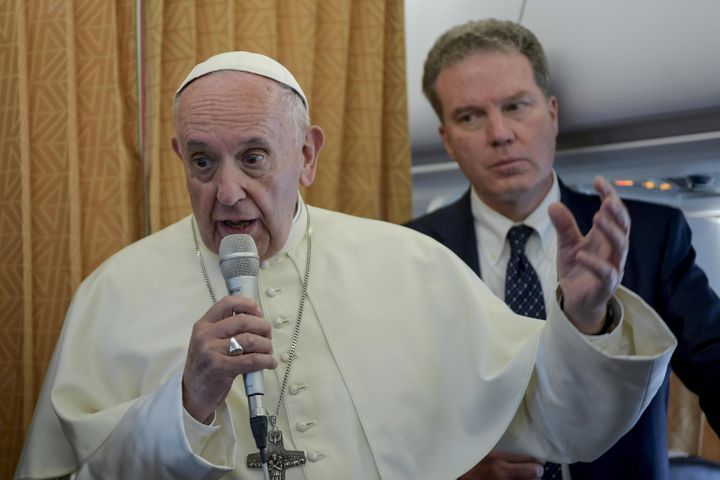 Pope Francis Every Country Should Welcome As Many Refugees As