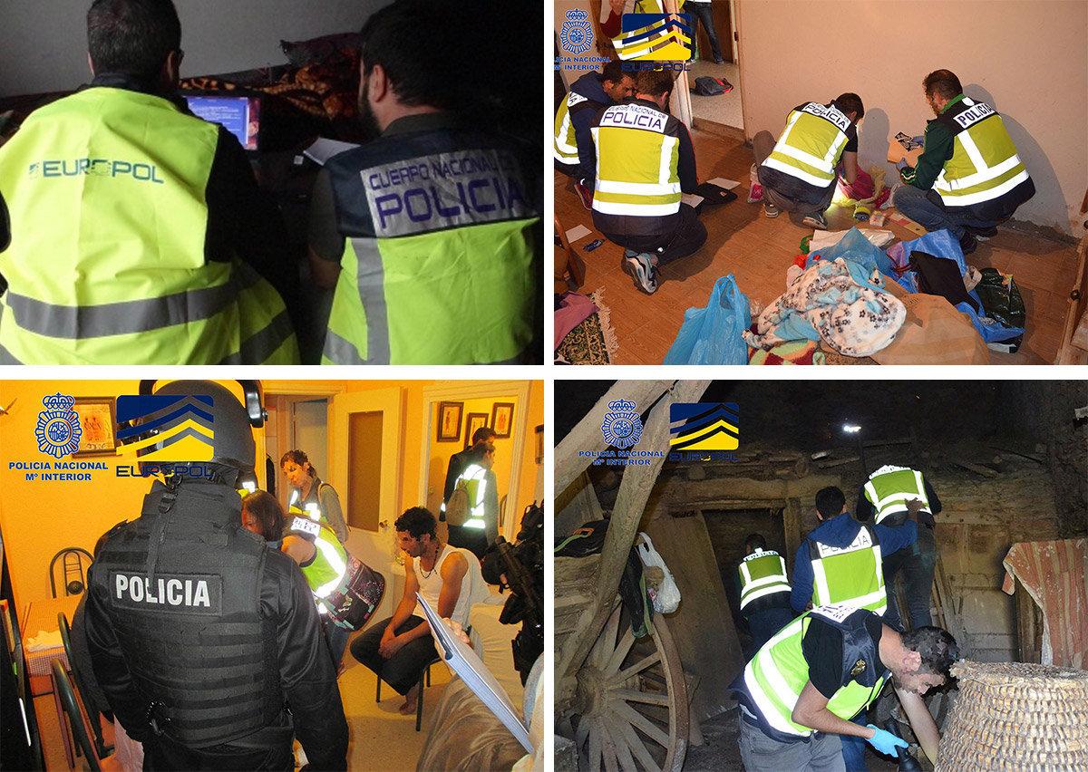 Espagne: démantèlement de deux réseaux de trafic de migrants mineurs marocains (VIDÉOS)