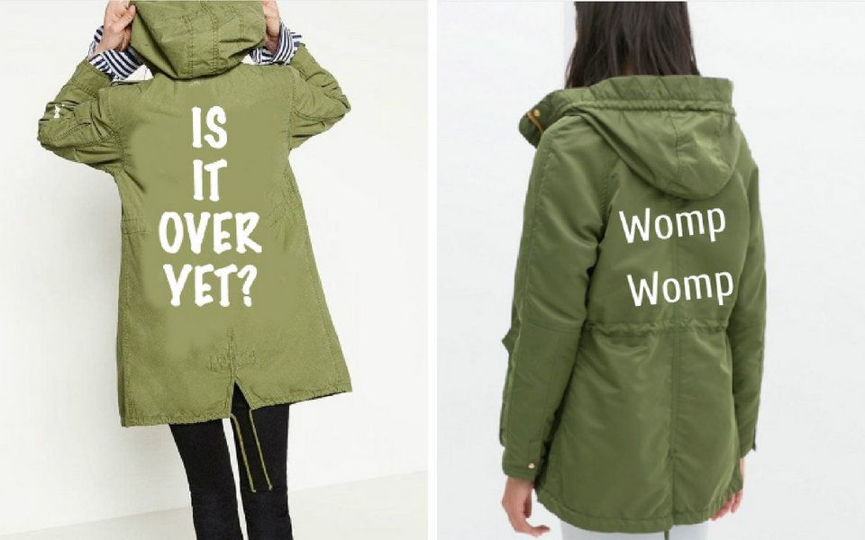 Twitter Users Came Up With Some New And Improved Jackets For