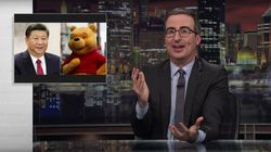 John Oliver Is Blocked By China After He Makes Fun Of Its