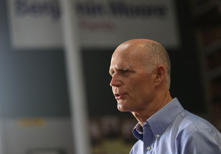 Florida Gov. Rick Scott and his fellow clemency board members have complete discretion to restore voting and other civil righ