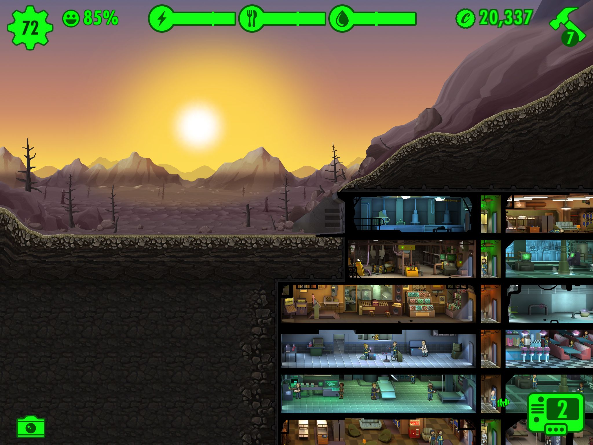Fallout Shelter Will Consume Your Life, Here's Why You Should Let