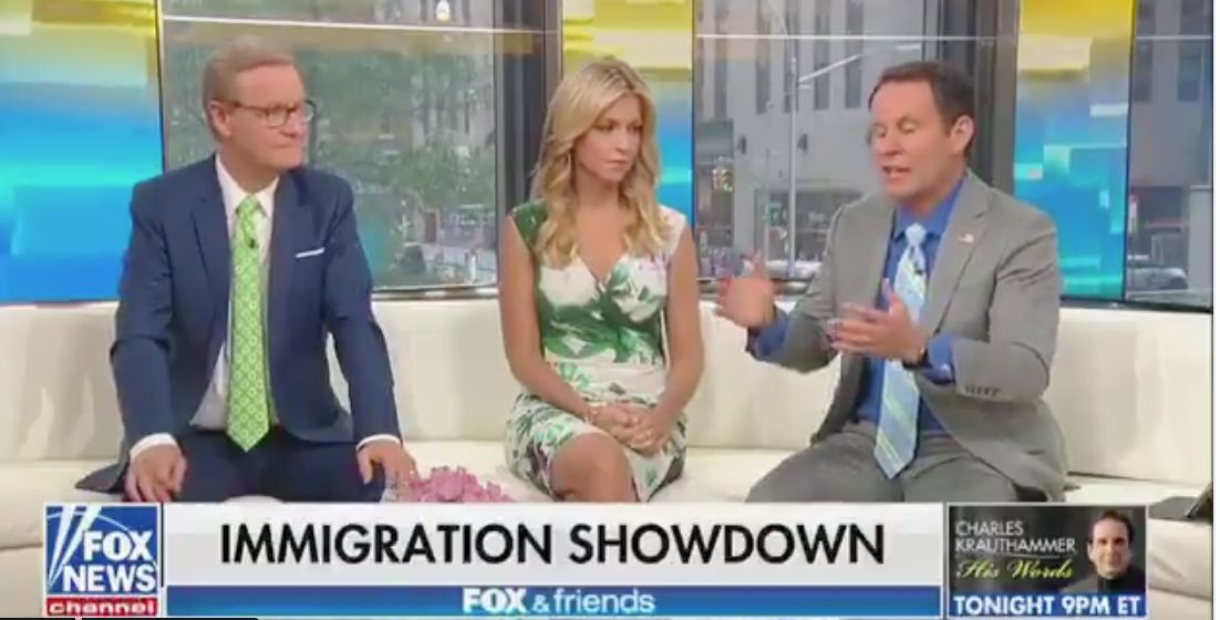 Fox & Friends Co-Host Brian Kilmeade On Migrant Kids: 'These Aren't Our Kids'