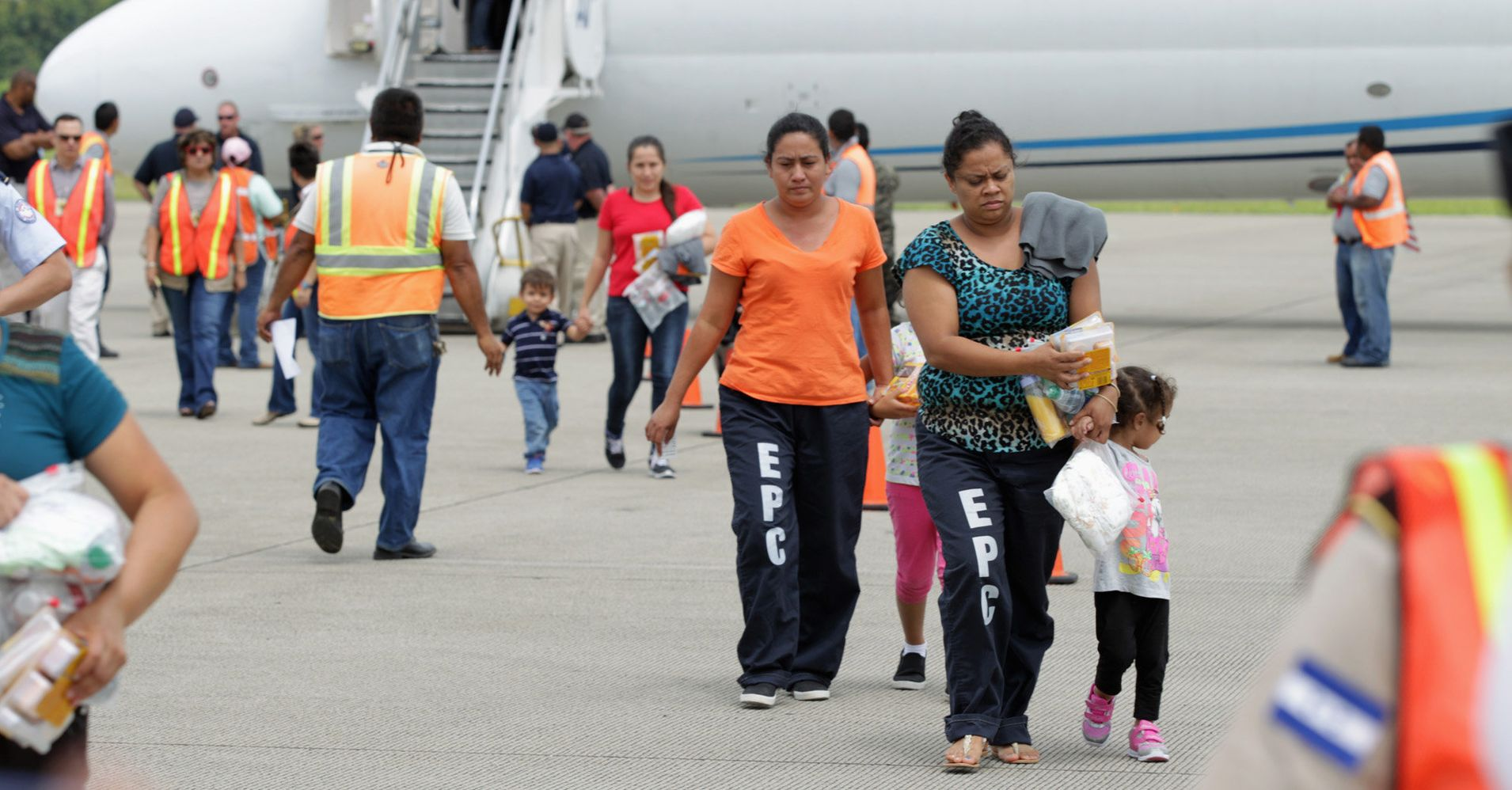 Mass Deportations Only Fuel A Cycle Of Violence And Migration | HuffPost
