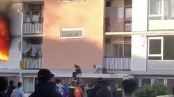 Un Marocain sauve une famille d'un incendie aux