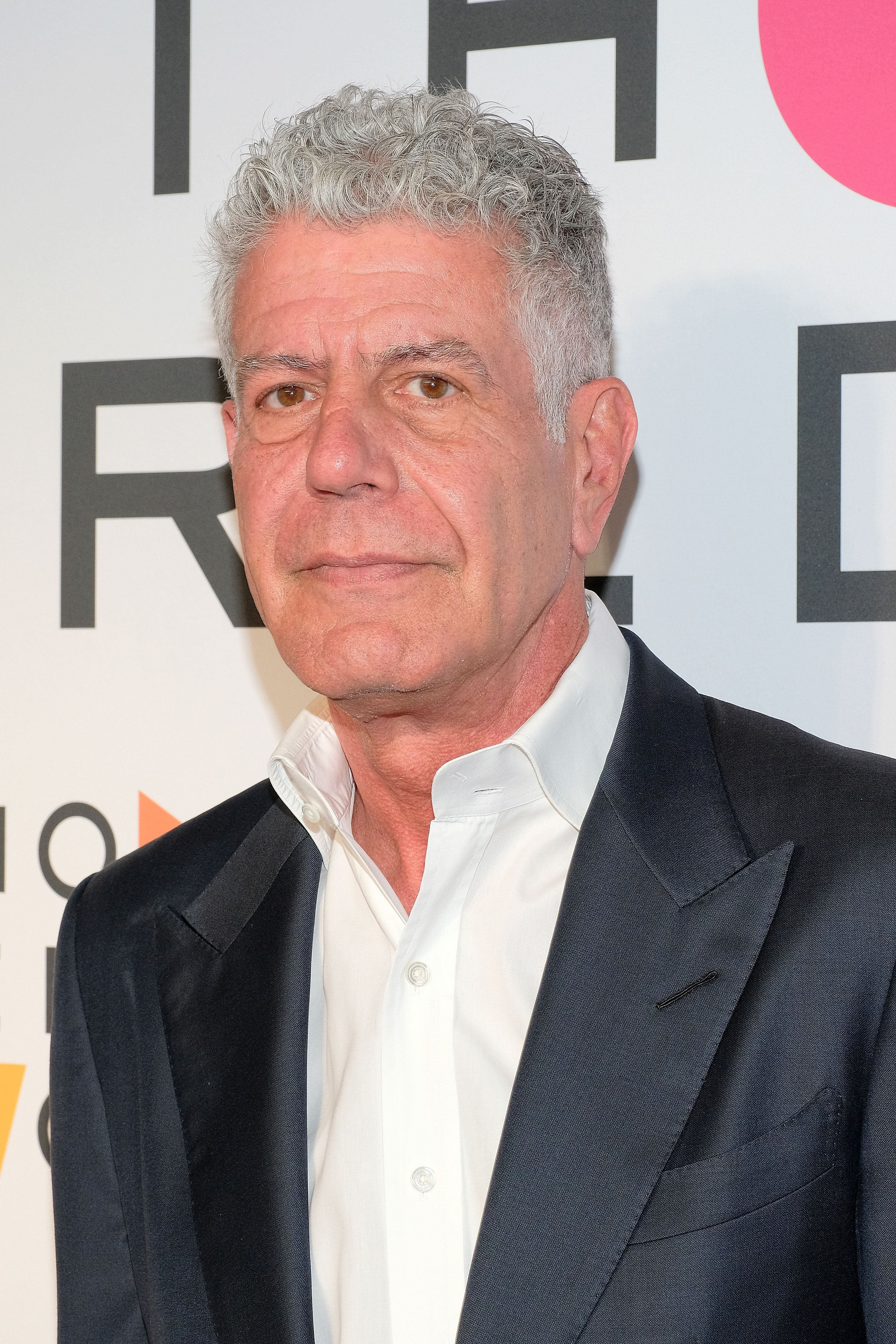 NEW YORK, NY - APRIL 12:  Chef Anthony Bourdain attends the 2018 Women In The World Summit at Lincoln Center on April 12, 2018 in New York City.  (Photo by Matthew Eisman/Getty Images)