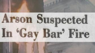 The UpStairs Lounge fire killed 32 LGBTQ people