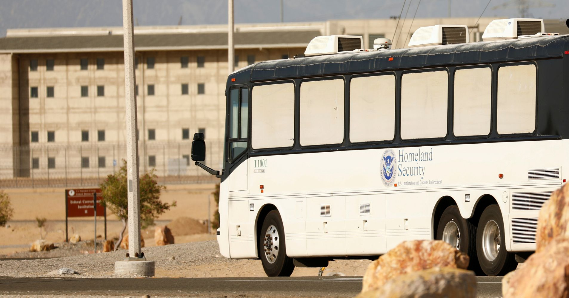 1,000 Detainees Just Got Sent To A Prison That Staffers Consider Unsafe