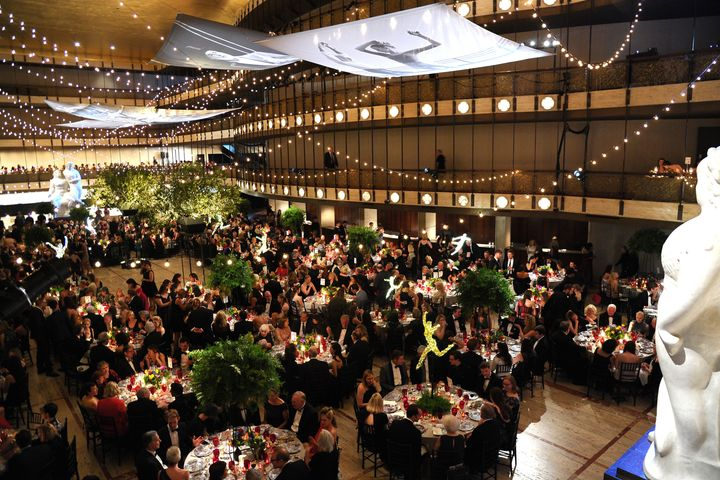The David H. Koch Theater at New York City's Lincoln Center on May 3, 2018.