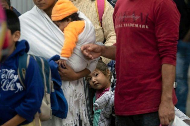 USA: malgré la fin des séparations, les retrouvailles se font