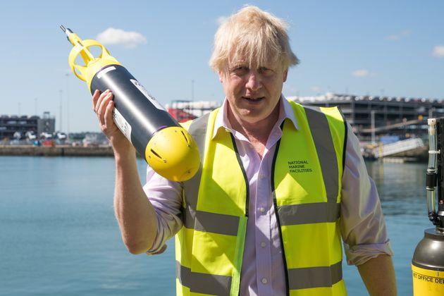 Boris Johnson heaps pressure onTheresa May to deliver 'full British Brexit' as EU protesters prepare...