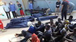 Cinq migrants morts au large de la Libye et environ 200