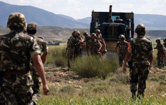 Découverte du cadavre d'un terroriste et destruction de deux casemates à Skikda