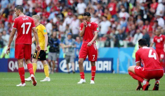 La Tunisie plombée par sa défense subit une lourde défaite face à la