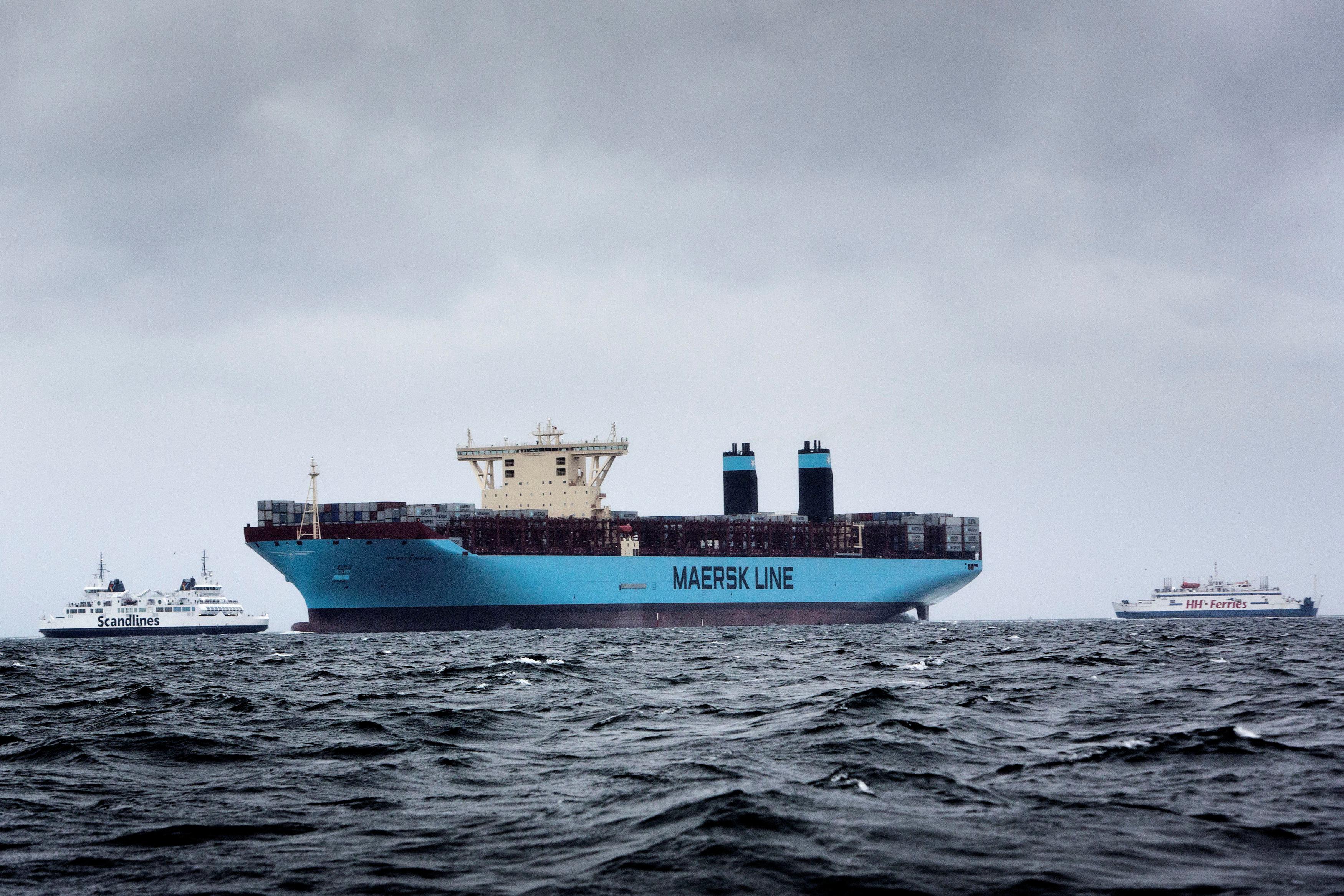 Πλοίο της Δανίας διέσωσε 113 μετανάστες ανοικτά της