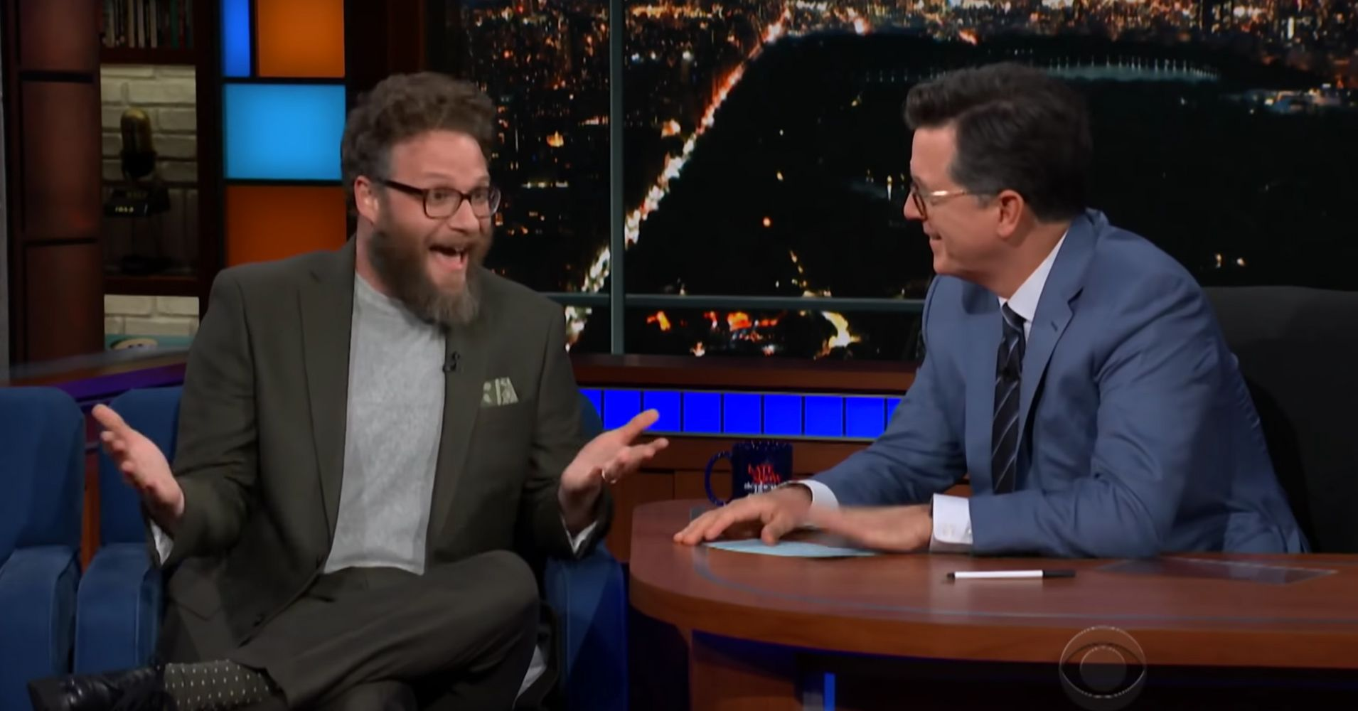 Seth Rogen Rejected Paul Ryan's Photo Request In Front Of The Speaker's Kids