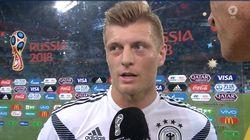 Wut-Interview: So teilt Toni Kroos gegen die deutschen Fans aus