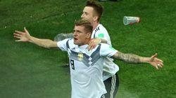 Mit einem Satz bringt ARD-Kommentator Tom Bartels die deutsche Leistung auf den Punkt