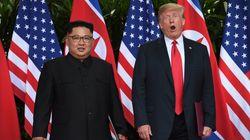 폼페이오는 북한과의 비핵화 협상이