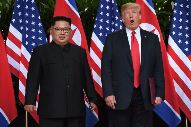 폼페이오가 북한과의 비핵화 협상이